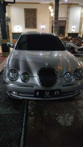 Jual mobil jaguar s-type