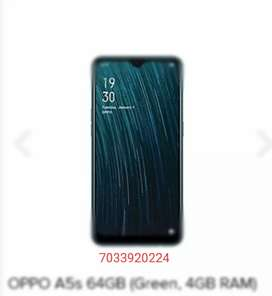 Oppo A5s 4/64 New condition