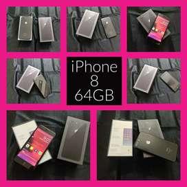 IPhone 8  64GB - cash or exchange