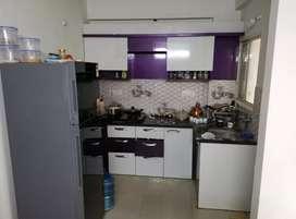 Semi furnished 2bhk flat available on rent at Mahalaxmi Nagar