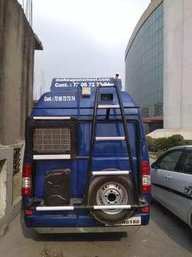 Force vanity van