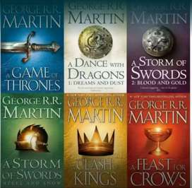Game of Thrones Set (free delivery)