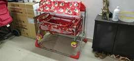 Sleeping cradle cum stroller - only 3 month old