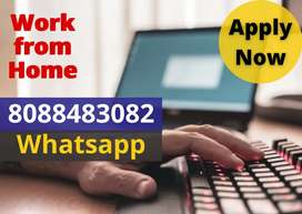 Start making money from home by just typing in notepad. Apply Now