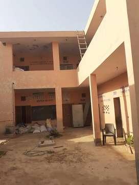 2 floors  10 room for rent .home,hostle, pg , godam