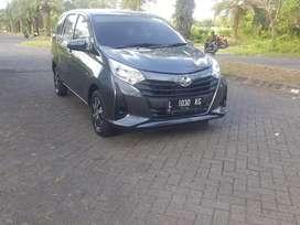 Toyota New Calya Facelift