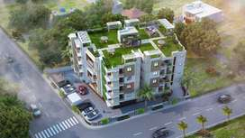 977sqft JDA and RERA approved project.