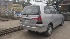 Toyota Innova 2009 Diesel Well Maintained 161200 km driven