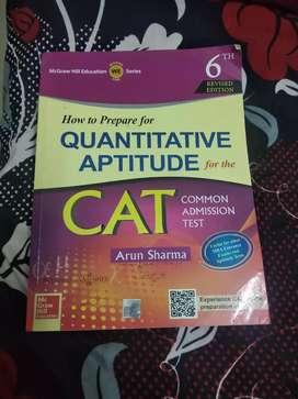 Quantitative Aptitude Arun sharma