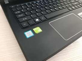 Zona Computer wts Laptop Acer E5 475G core i5 gen7 ram 4gb dual vga!