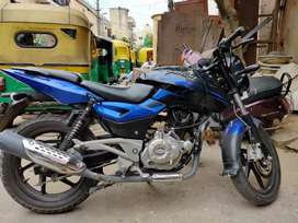 Pulsar-180CC with good condition