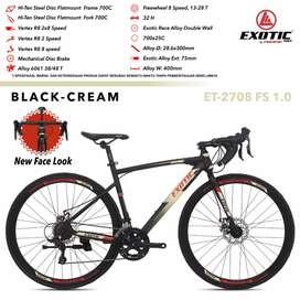 Sepeda Roadbike Exotic ET 2708 FS 1.0