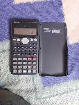 CASIO  scientific calculator fx-100MS
