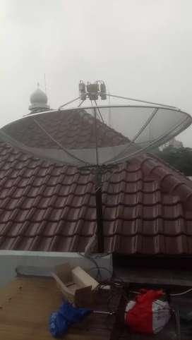 Ahli pasang parabola Jakamulya-Bekasi Selatan