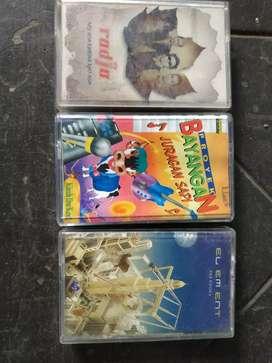3 cassette Raja, Proyek Bayangan, El Em Emt.