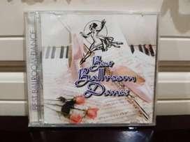 CD Balet Dansa Best Ballroom Dance Original