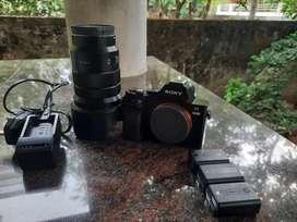 Camera  sony  alpha 7s