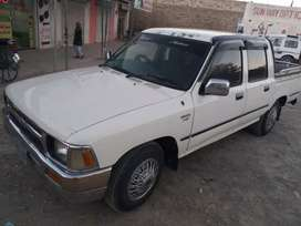 Toyota Pick up Double Cabin 1992