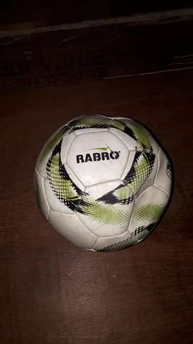 FOOTBALL RABRO BALL SIZE 5 ORIGINALLY