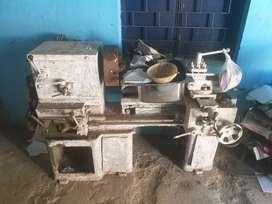 Lathe machine+ Welding machine + 1hp motor for sale