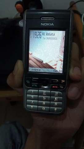 Nokia 3120 (Tinggal beli baterai)