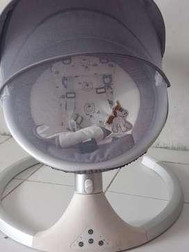 Bouncer baby sanagat mulus
