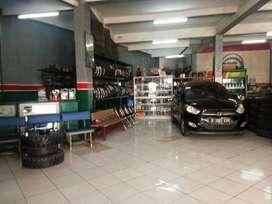 Dijual Butuh cepat   Bengkel Strategis dan Ramai di Kalimalang Bekasi