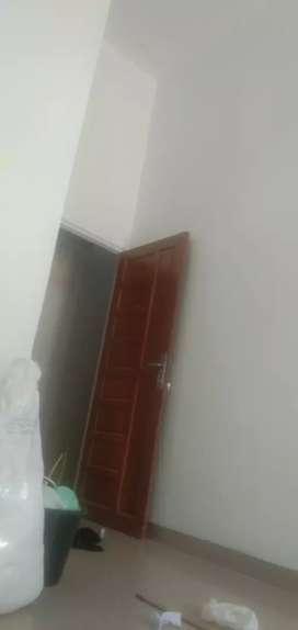 Pintu kayu 2 biji