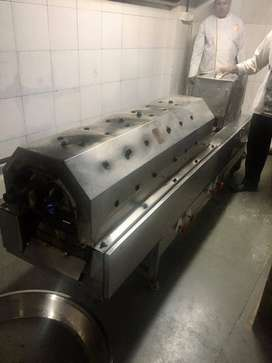 USED : Qualimark Automatic Chapati Making Machine (ACM 10)
