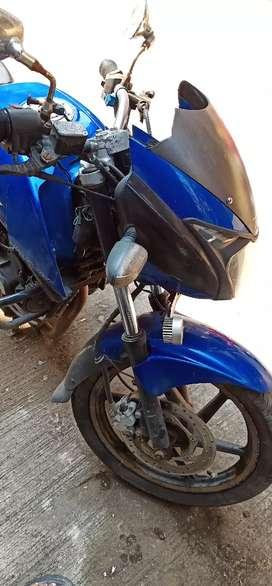 Pulsar 200 blue 2nd owner