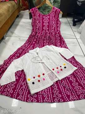 Beautiful and sensational kurti