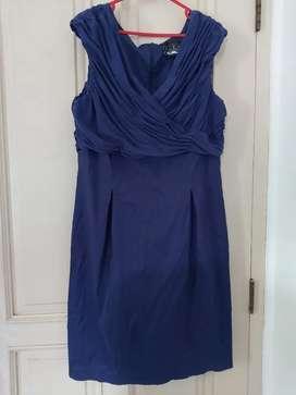 Gaun Alex Evenings (USA brand) purple size 16