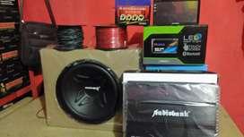 Promo Paket Audio Complit Harga Termurah+PsNg