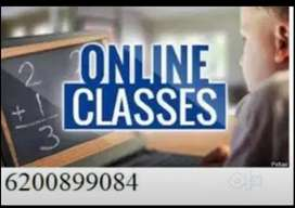 Online tution for class 8th to 10