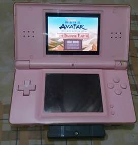 Nintendo D.S Lite with 1 Piece GameBoy Cassete in Very Good Condition.