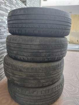 Tyre size& pattern 185 160 R15