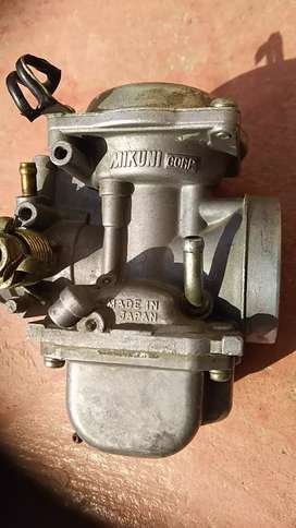 Mikuni Carburetor made in Japan Butterfly no 125