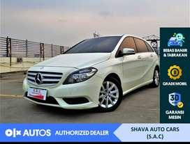 [OLX Autos] Mercy B200 Low KM Pajak Baru 2013 Urban 1.6 Bensin #Shava