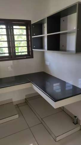 1 BHK Apartment For Family in Kakkanad Near Infopark & Rajagiri