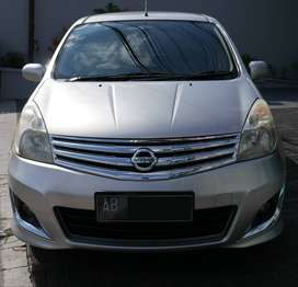 Nissan Grand Livina 2013 Xv 1.5 A/t, bs kredit