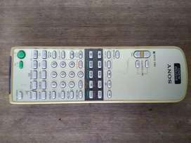 Remote sony RM SV66