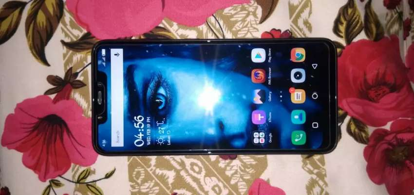 Infinix Hot S3X 64/4 in 10/10 condition in Rs16500 0