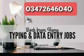 Simple Typing Data Entry Jobs Female students