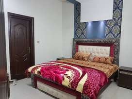 5 Marla beautiful Furnished House Available For Rent In Bahria Town Lh