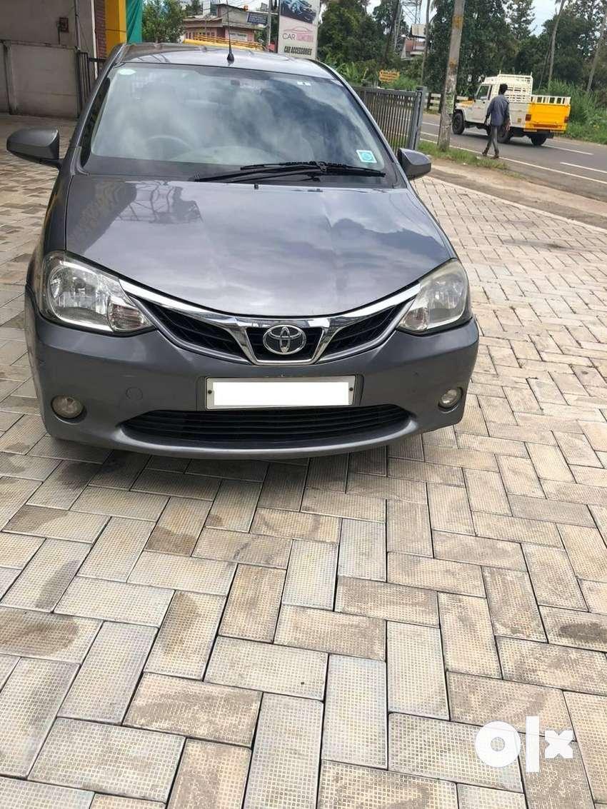Toyota Etios GD, 2014, Diesel 0