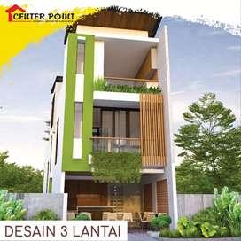 17 th desain rumah jasa arsitek rab interior gambar imb di Bandung