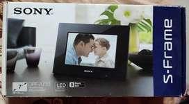 Unused Sony Digital Photo Frame for sale