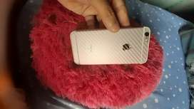 iPhone 6s 16gb rose gold calour like new condition
