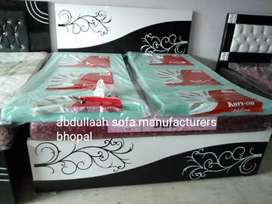 Newly made  storage double bed direct from factory at reasonable price