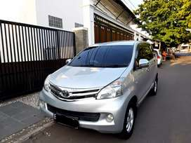 Toyota Avanza 1.3 G manual